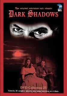 Dark Shadows   Collection 25 DVD, 4 Disc Set