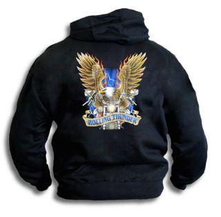2x harley davidson hoodies