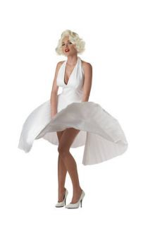 Marilyn Monroe Deluxe Movie Star Official Costume