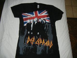 def leppard shirt in Clothing,