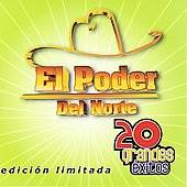 20 Grandes Exitos by El Poder del Norte CD, Mar 2006, WEA Latina