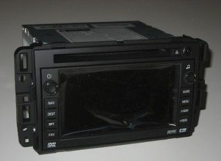 2007 2009 CHEVY GMC Truck SUV BOSE NAVIGATION DVD RADIO For Middle