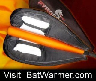 Bat Warmer Bag Baseball Demarini Adult Youth BBCOR CF4 CF5 M2M Voodoo