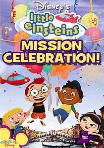 Disneys Little Einsteins   Mission Celebration DVD, 2006
