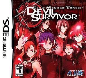 Shin Megami Tensei Devil Survivor Nintendo DS, 2009