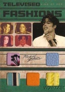 2011 Panini Michael Jackson Factory Sealed HOBBY BOX  HUGE 24