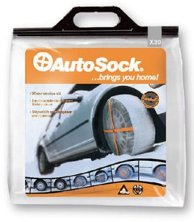 Newly listed AUTOSOCK DRIVING CAR TIRE CHAINS US VERSION SIZE X30
