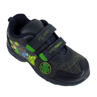 New Kids Boys Ben 10 Ultimate Alien Trainer Infants Velcro Trainers