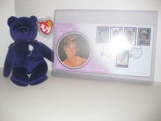 Original Baby Princess Diana 1997 P.E. PELLETS Unnumbered 1ST Edition