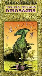 Dinosaurs, Dinosaurs, Dinosaurs VHS