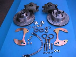 1959 1960 1964 chevy impala disc brake conversion kit