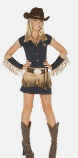 Cutie Halloween Party Junior Costume Girl Teen Western Clothing Gift