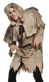 Mens Hunchback Quasimodo Medieval Halloween Costume