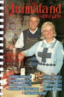 The Animaland Cookbook Vol. 1 by Dixie Hall 1994, Paperback