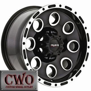Ballistic Bullet Wheels Rim 5x139.7 5 Lug Dodge Ram Dakota Durango