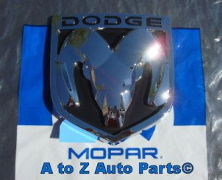 dodge ram tailgate emblem in Decals, Emblems, & Detailing