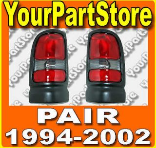 Newly listed 94 01 DODGE RAM PU Pickup TRUCK TAIL LIGHTS LIGHT LAMPS
