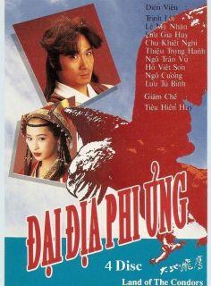 Dai Dia Phi Ung, Bo 3 Dvd, Phim Kiem Hiep Xua HK 20 Tap