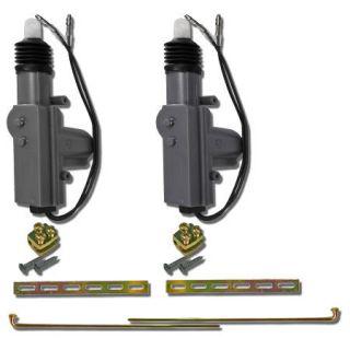 Auto Heavy Duty Universal Power Door Lock Actuator Motor Plastic 12V