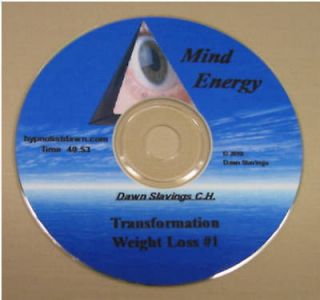 Transformation Weight Loss #1 Hypnosis Feminization CD, Transgender