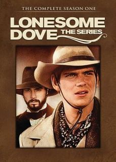 Lonesome Dove The Series   The Complete Season One DVD, 2010, 6 Disc