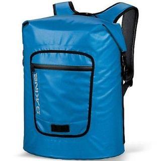 Dakine CYCLONE H20 Waterproof Gear Dry Bag Large $119 Backpack Blue