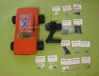 MRC R/C Hammerhead Truck w/ General Lee Body & Futaba Controller