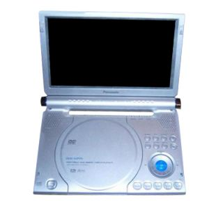 Panasonic DVD LA95 Portable DVD Player 9