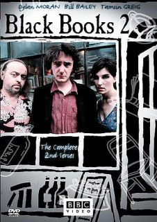 Black Books   The Complete Second Series DVD, 2006