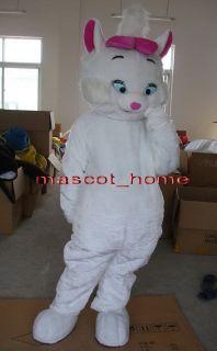 Professional Marie Cat Mascot Costume Cartoon Suit Adult Size EPE