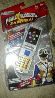 Power Rangers Samurai: Samurai Morpher. NIB. NEW. ORIGINAL VERSION