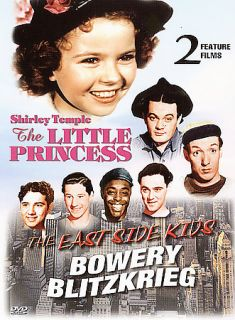 The Little Princess The East Side Kids   Bowery Blitzkrieg DVD, 2004