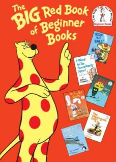 The Big Red Book of Beginner Books by Robert Lopshire, P. D. Eastman