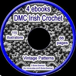 Irish Lace - Patterns | Yarnspirations
