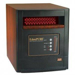 GEN 4 EdenPURE NEW Infrared Quartz Space Heater 5 Yr Warranty
