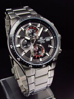 EFR 519D Chronograph Watch by Casio Edifice F1 Red Bull Racing Team