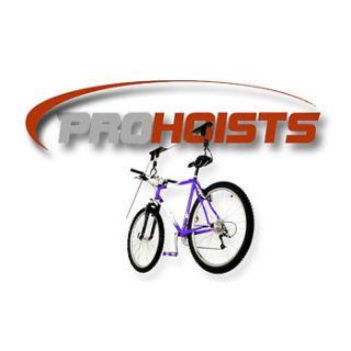 NEW BICYCLE GARAGE LIFT Mountain Bike mount rack Hoist