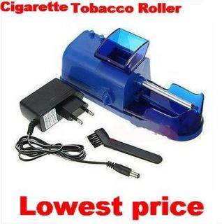 electric cigarette tobacco rolling machine maker roller