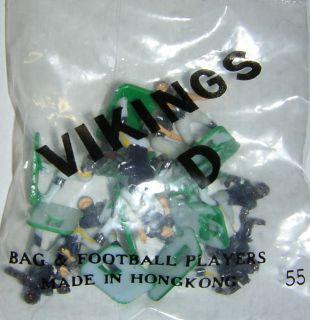 70s Tudor Electric Football Minnesota Vikings D HKWS 1970s