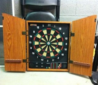 sportcraft electronic dart board in Dart Boards