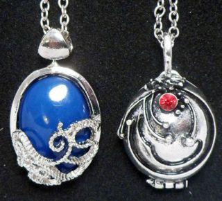 The Vampire Diaries Elenas Locket Katherines Necklace s 1 s 2 s 3