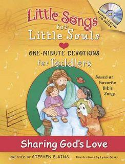 Souls Sharing Gods Love by Stephen Elkins 2005, CD Hardcover