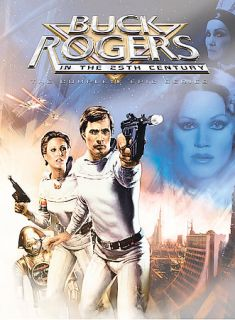 Buck Rogers in the 25th Century   The Complete Epic Series DVD, 2004
