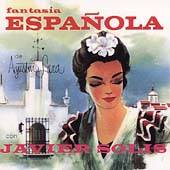 Fantasia Espanola de Agustin Lara by Javier Solis (CD, Aug 1998, Sony