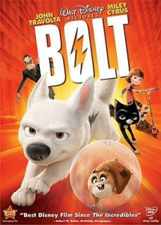 bolt dvd in DVDs & Blu ray Discs