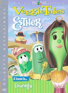 VeggieTales   Esther The Girl Who Became Queen DVD, 2007