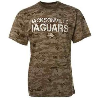 Jacksonville Jaguars Camo Wounded Warrior Project T shirt