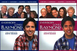 Everybody Loves Raymond The Complete Seasons 8 9 DVD, 2010, 9 Disc Set