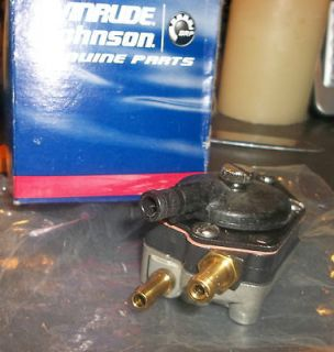 johnson fuel pump in Outboard Motor Components