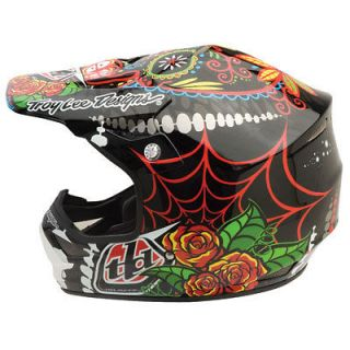 Troy Lee Designs VooDoo Air Off Road/Dirt Bike Motorcycle Helmet